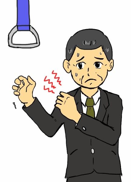 肩の痛み鍼灸の画像