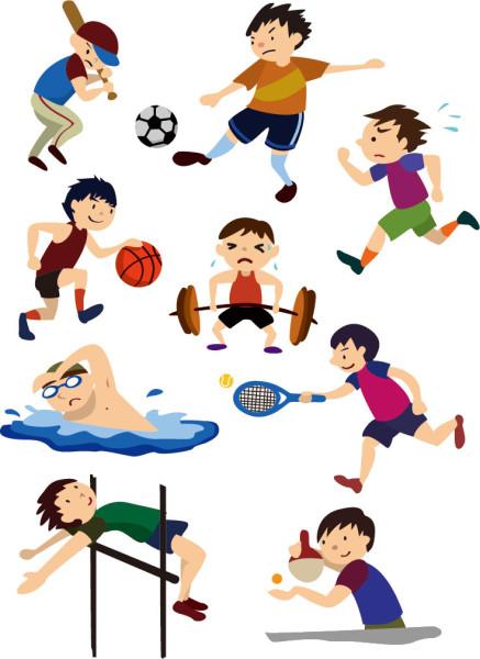 スポーツと鍼灸鍼灸の画像
